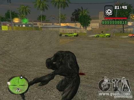 Bibliotekar for GTA San Andreas fifth screenshot