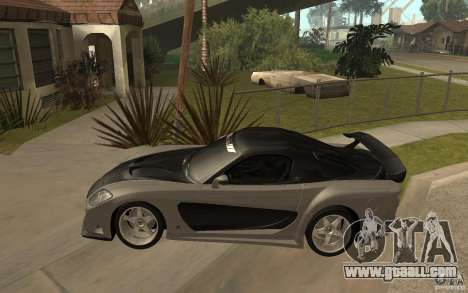Mazda RX 7 VeilSide Fortune v.2.0 for GTA San Andreas