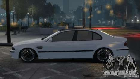 BMW M5 E39 BBC v1.0 for GTA 4