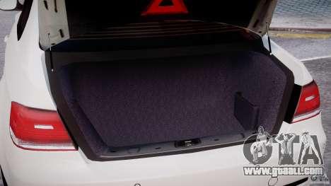 BMW M3 Hamann E92 for GTA 4 engine