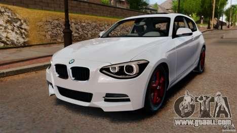 BMW 135i M-Power 2013 for GTA 4