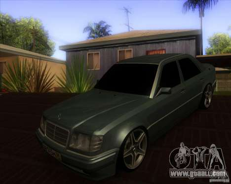 Mercedes-Benz S500 Spinning Top for GTA San Andreas