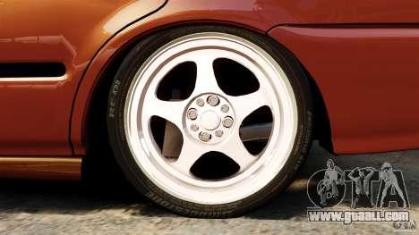 Honda Civic iES for GTA 4 side view