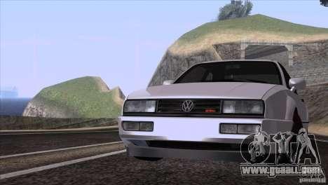 Volkswagen Corrado VR6 for GTA San Andreas left view