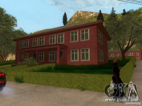 Save Bejsajde for GTA San Andreas second screenshot
