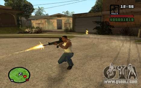 Bofors AK-5 for GTA San Andreas third screenshot