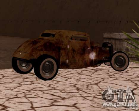 Ford Rat Rod for GTA San Andreas right view