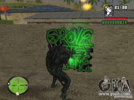 Bibliotekar for GTA San Andreas forth screenshot