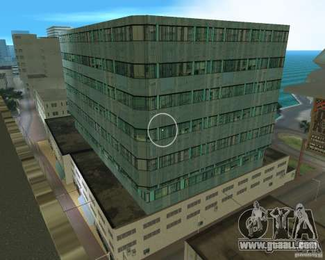 New Downtown: Shops and Buildings for GTA Vice City eighth screenshot