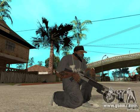 M1049 for GTA San Andreas third screenshot
