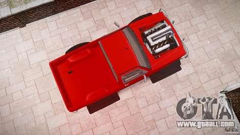 MonsterTruck for GTA 4 side view