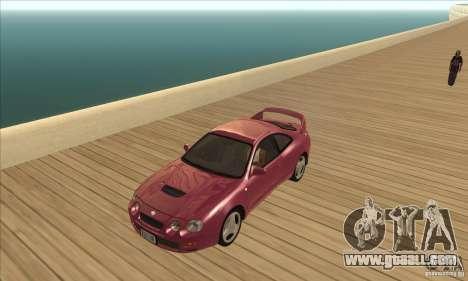 Real ENB Settings v3.0 The End version for GTA San Andreas forth screenshot