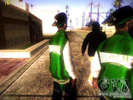 Normal Map Plugin for GTA San Andreas forth screenshot