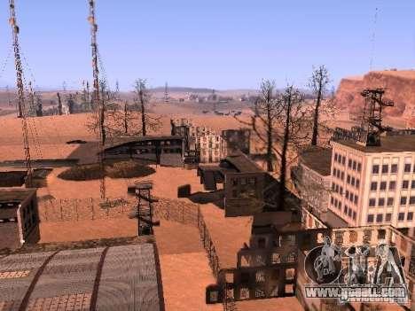 Chernobyl MOD v1 for GTA San Andreas fifth screenshot