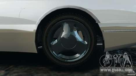 Saab 900 Coupe Turbo for GTA 4 interior