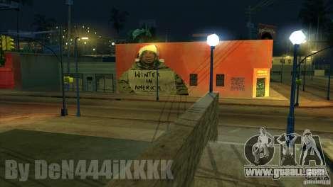 Graffiti for GTA San Andreas third screenshot