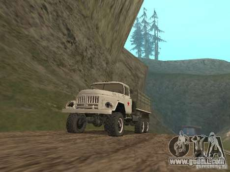 ZIL 131 Main for GTA San Andreas