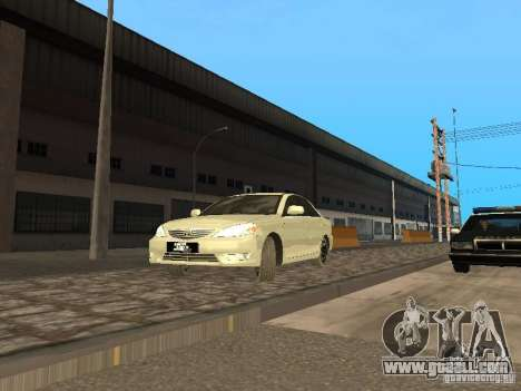 Toyota Camry 2003 for GTA San Andreas