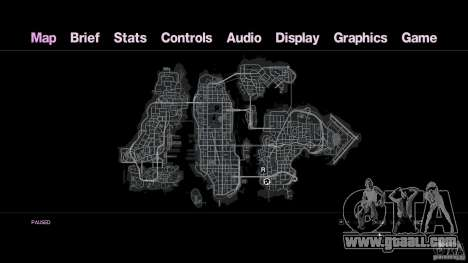 VC Style Radar/HUD (1 skin) for GTA 4 third screenshot