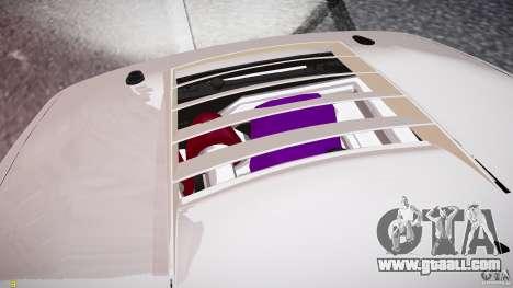 Nissan Sileighty for GTA 4 bottom view