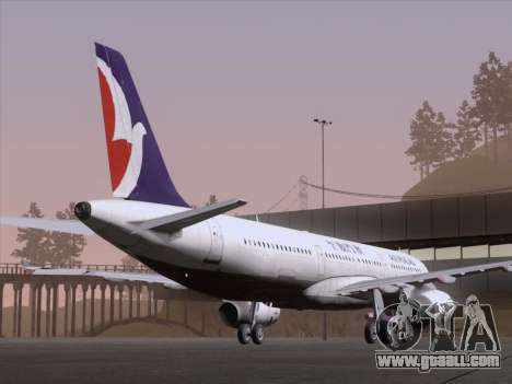 Airbus A321 Air Macau for GTA San Andreas