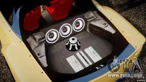 Mazda RX-7 Veilside v0.8 for GTA 4 interior