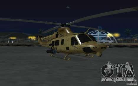 UH-1Y Venom for GTA San Andreas back view
