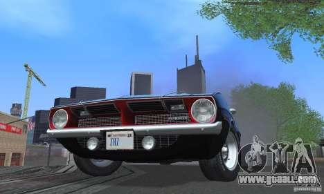 ENBSeries by dyu6 Low Edition for GTA San Andreas ninth screenshot