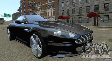 Aston Martin DBS v1.0 for GTA 4