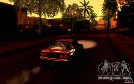 Nissan 180SX Kouki for GTA San Andreas right view
