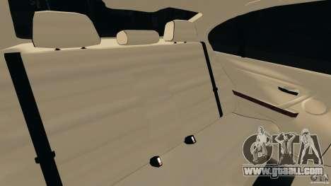 BMW 330i E92 for GTA 4 side view