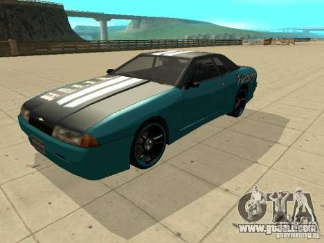 Elegy Forsage for GTA San Andreas