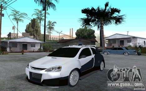 Opel Corsa Sport for GTA San Andreas