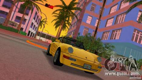 ENBSeries by FORD LTD LX for GTA Vice City forth screenshot