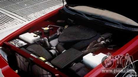 Buick Roadmaster Sedan 1996 v 2.0 for GTA 4 side view