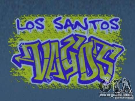 New LS gang tags for GTA San Andreas eighth screenshot