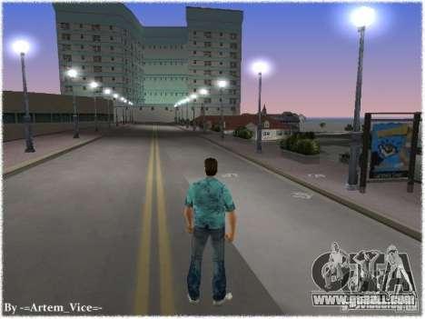 New Ocean Beach for GTA Vice City third screenshot