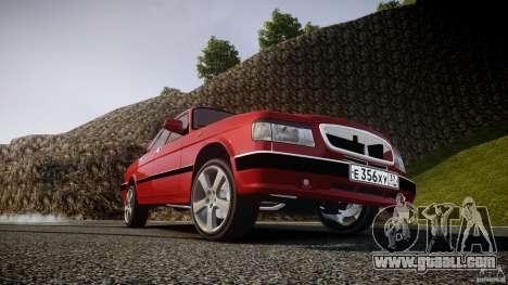Gaz-3110 Turbo WRX STI v1.0 for GTA 4 wheels
