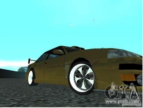 Deluxo Wheels Mod for GTA San Andreas seventh screenshot