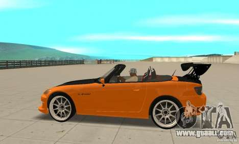 Honda Amuse R1 AP1 S2000 for GTA San Andreas