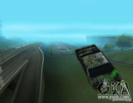 Zamedlenie Time for GTA San Andreas