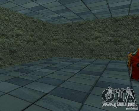 HD Garage in Doherty for GTA San Andreas forth screenshot