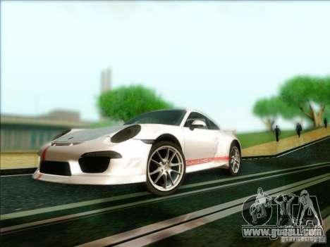 Porsche 911 Carrera S (991) Snowflake 2.0 for GTA San Andreas