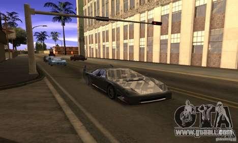 Sunshine ENB Series by Recaro for GTA San Andreas third screenshot