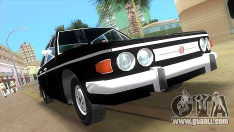 Tatra 613 1973 for GTA Vice City