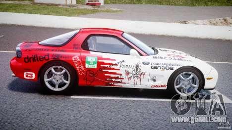 Mazda RX-7 1997 v1.0 [EPM] for GTA 4 left view