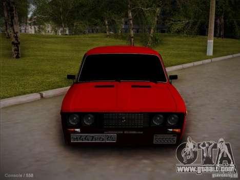 VAZ 2106 Pyatigorsk for GTA San Andreas left view