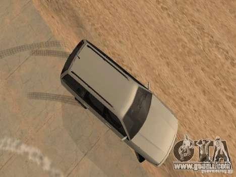 Volkswagen Passat B4 for GTA San Andreas side view