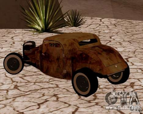 Ford Rat Rod for GTA San Andreas left view