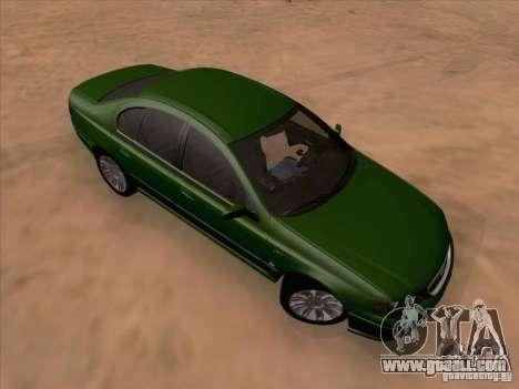 Ford Falcon Fairmont Ghia for GTA San Andreas left view